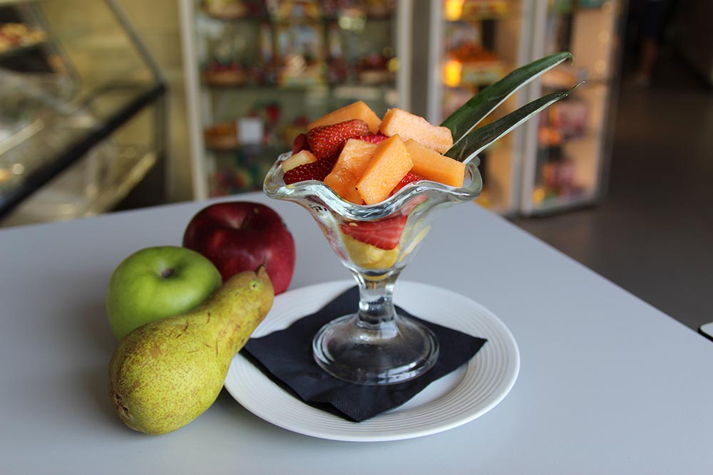 macedonia di frutta catania