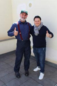 Roberto Cavallaro - Mixologist Caffè Epoca
